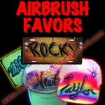 airbrush favors button