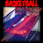 basketball toss carnival game