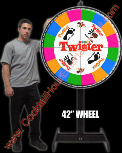 giant twister wheel