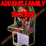 addams Family Shocker Button