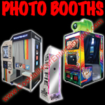 photo booth button