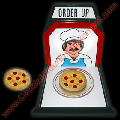 carnival pizza toss game