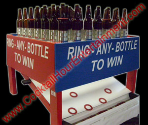 carnival ring a bottle game