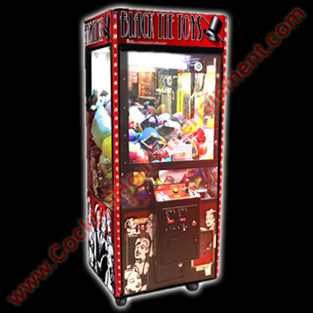 claw machine prize machine